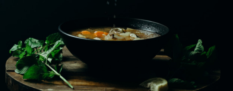 lækker suppe
